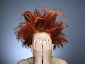 Hair products and psychiatric symptoms