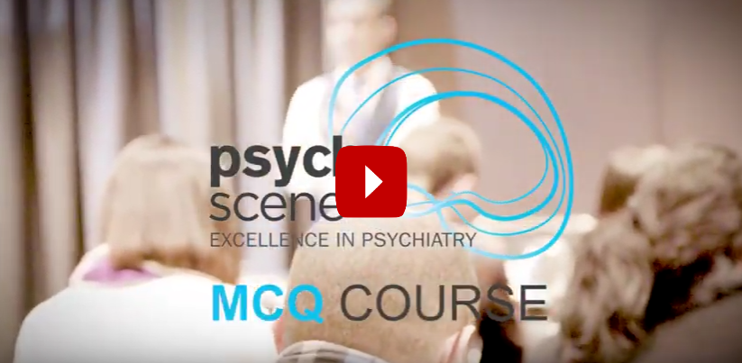RANZCP Written (MCQ) Exam Course by Psych Scene - EMQ and CAP
